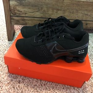 Nike shocks in great condition